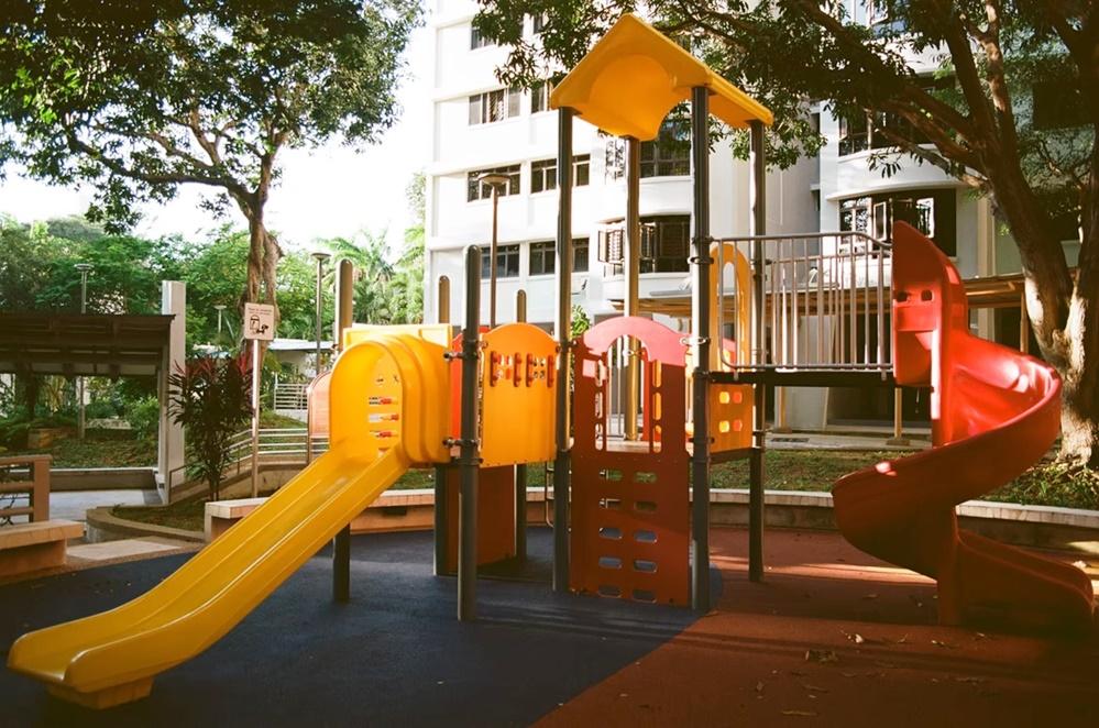 안전놀이터 – Playground for children with autism